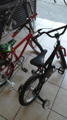 Bicicletas rod 16 buen estado