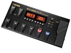 Boss Gt100 Pedal Multi Efectos Para Guitarra Electrica