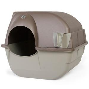 Caja De Arena Auto-limpiable Para Gato Omega Paw