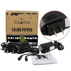 Caline Pedal Power Supply 5 Guitarist House
