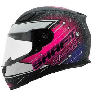 Casco Shaft Stardust + Regalos Rider One