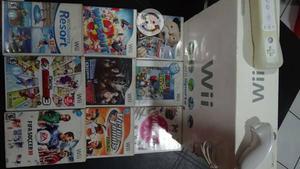 Consola de Vídeo Juegos Nintendo Wii