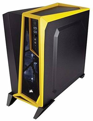 Corsair Gabinete Spec Alpha Negro/amarillo Cc--ww