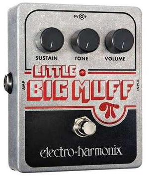Electro Harmonix Big Muff Guitarra Eh Pi Fuzz Distortion Nyc