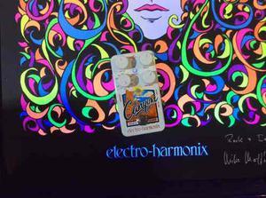 Electro-harmonix Pedal Para Guitarra Eléctrica Canyon