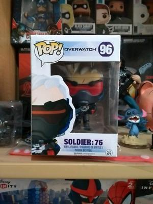 Funko Pop Soldado 76 Overwatch