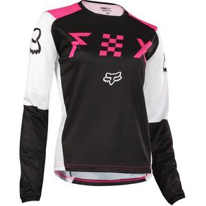 Jersey Fox Switch  Rosa Talla S Motocross Mtb Downhill