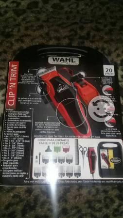 Maquinita para pelo WAHL
