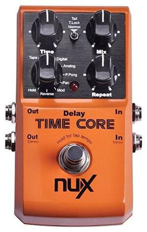 Pedal De Efectos Time Core Nux Confirmar Existencia