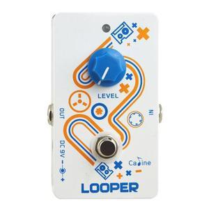 Pedal Guitarra Looper Graba 15 Minutos Caline Nuevo E/gratis