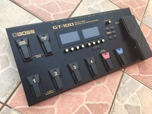 Pedalera Boss Gt-100 Multiefectos Gt100