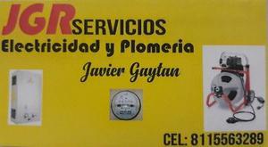 Plomeria y Electricidad JGR