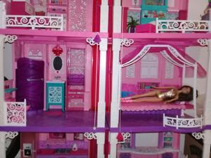 Casa de barbie con elevador posot class - Casa de barbie con ascensor ...