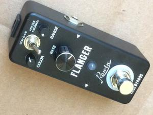 Rowin Pedal Flanger Guitarra Vortex Bajo Mistress M152 Efect