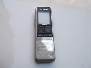 Sony Icdp620 Grabadora De Voz Digital
