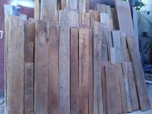 Vendo tablón de madera de cedro