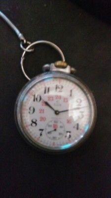 antiguos relojes de bolsillo