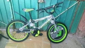 Bicicleta Rodada 20 Nueva
