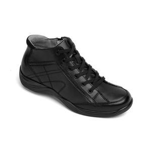 Calzado Zapato Escolar Flexi Niño  Juvenil Negro
