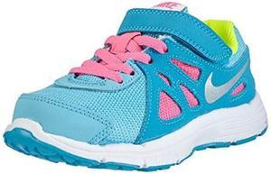 Tenis Nike Revolution 2 (psv) Niña, Azul/rosa