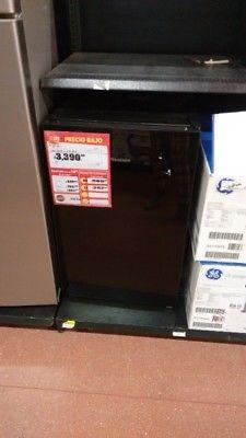 se vende frigobar con congelador