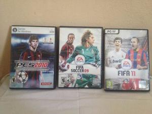 3 Videos Juegos Para Pc