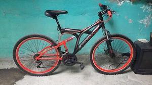 Bicicleta benotto rush rodada 26