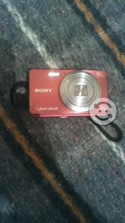 Camara sony cybershot 16.1 mp