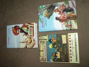 Coeccion De Libros De Baldor. (Urge Por Viaje)