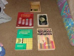Coleccion De Libros. 5 Volumenes. (Urge Por Viaje)