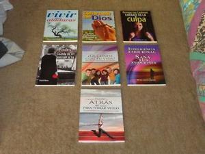 Coleccion De Libros Superacion Personal. 7 Volumenes. (Urge