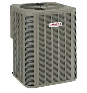 Condensador Minisplit Lennox Piso Techo 5 Ton Frio