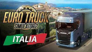 Euro Truck Simulator 2 Italia+ 56 Dlcs - Pc Digital