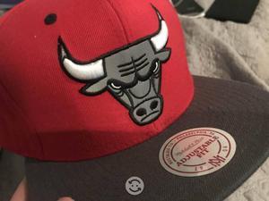 Gorra NBA chicago bulls original