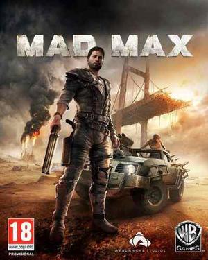 Mad Max- Pc Digital