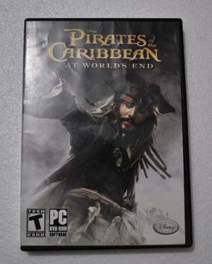 Piratas Del Caribe En El Fin Del Mundo Pc (Envío Gratis)