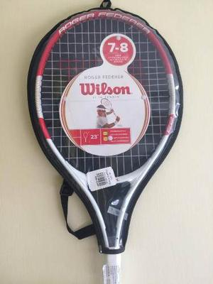 Raqueta Wilson Federer
