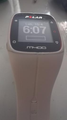 Reloj Gps Multideportes Polar M400 Con Monitor Cardiaco H7
