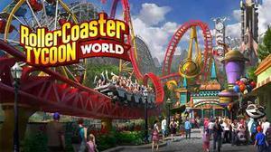 Rollercoaster Tycoon World - Pc Digital