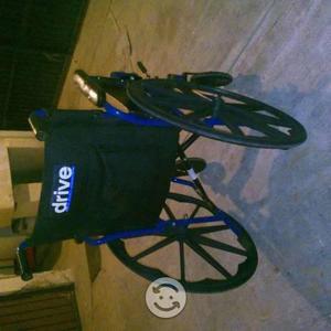Sillas de ruedas usadas en muy buenas posot class for Sillas de ruedas usadas