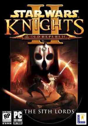 Star Wars Knights Of The Old Republic 1 + 2 The Sith Lords