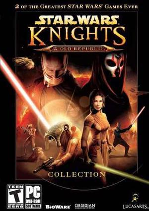 Star Wars Knights Of The Old Republic Collection (pc) Fisico