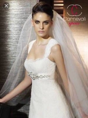Vestido novia Caspio Pronovias
