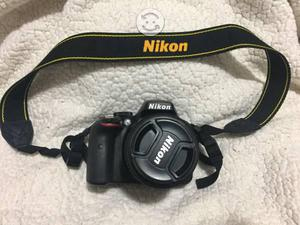Cámara Profesional Nikon D3300
