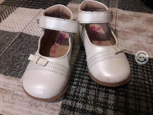 Zapatos niña 13.5