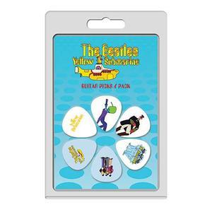 6 Plumillas The Beatles Lp-tb5