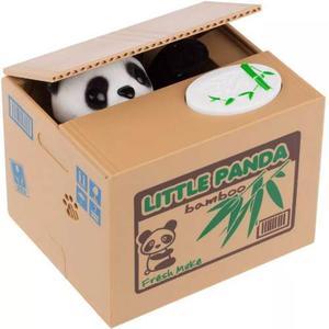 Alcancia Roba Monedas Con Sonido En Forma De Panda H