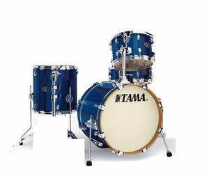 Batería Tama Silverstar Jazzette Be Bop Shell Pack Bombo 18