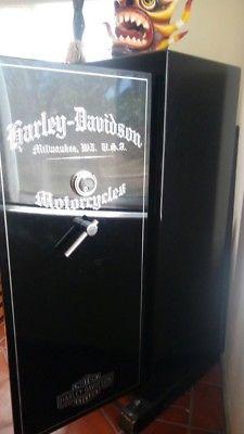 Caja fuerte Harley Davidson de colección