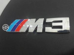 Emblema cajuela M3 bmw calidad premium